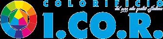 Risultati immagini per colorificio icor logo